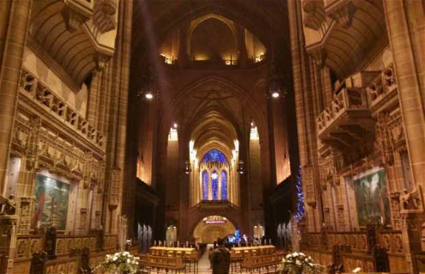 La Cathédrale de Liverpool