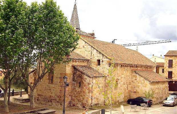 Eglise de san cebrian o san cipriano