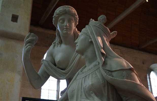 Tombeau de Marguerite de Bourgogne
