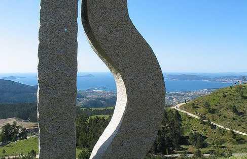 Esculturas Monte Alba