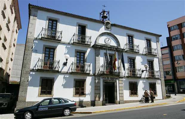 Villa de Arzúa