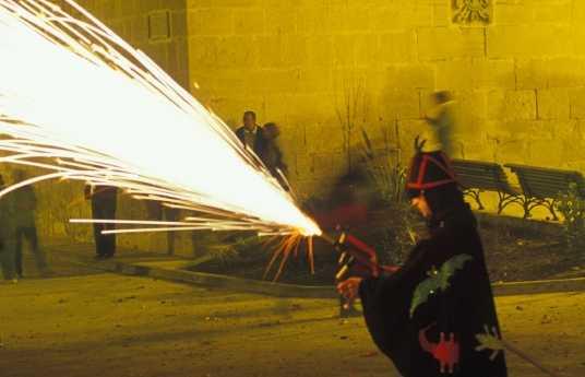 Fiesta de San Antoni Comarca del Matarranya