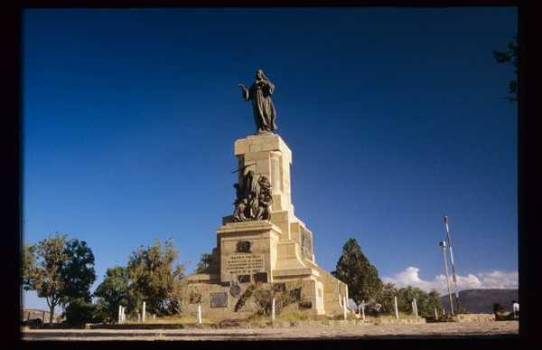 Monument aux héroïnes de Coronilla