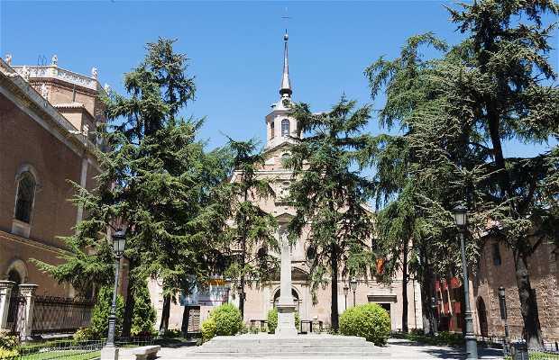 Monasterio Cisterciense de San Bernardo