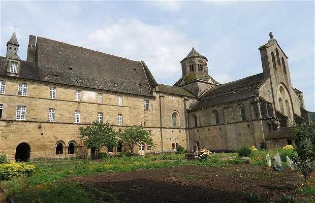 Abbaye cistercienne d'Aubazine