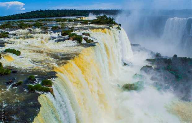 Cataratas de Iguazú - Puerto Iguazú