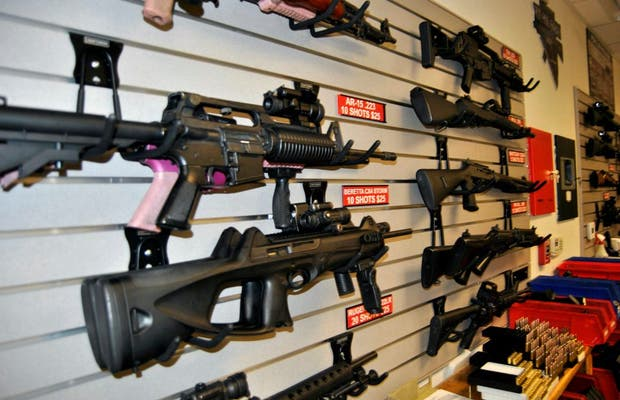 The Gun Store - Magasin d'Armes