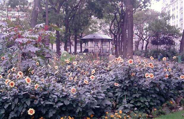 Jardín de Clignancourt