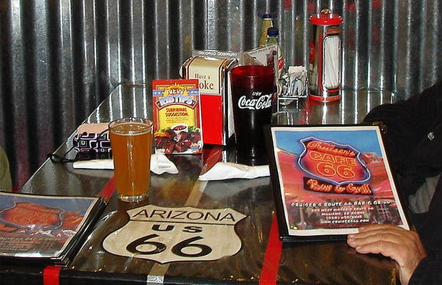 Cruiser's Cafe 66
