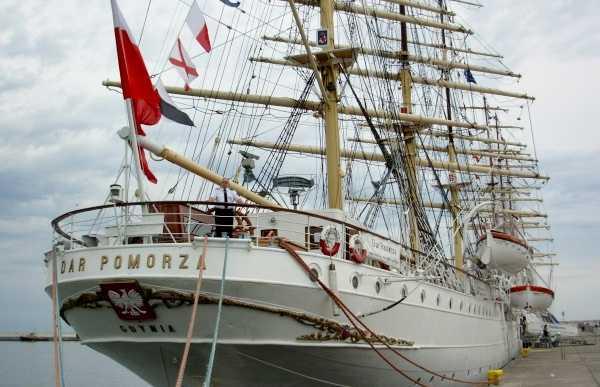 Barco Dar Pomorza