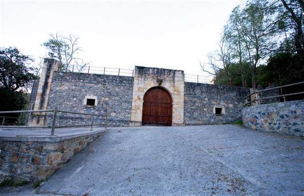 Plaza de toros cuadrada
