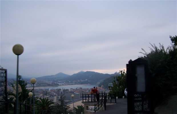 Restaurante Monte Ulía