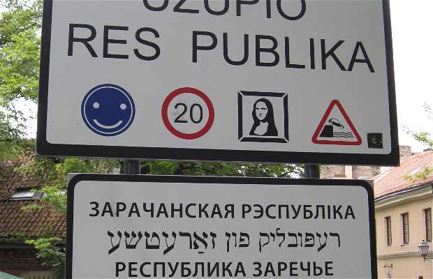 Quartier de Uzupis