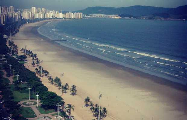 Praia do Boqueirao