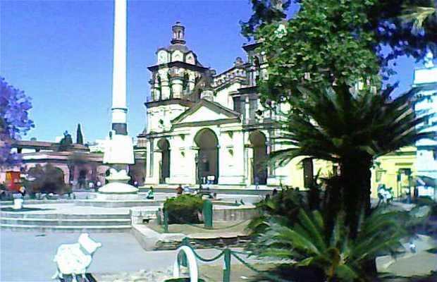 La cattedrale di Cordoba in Argentina