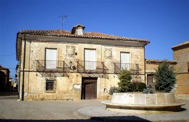 Casa de Manuel Pérez Minayo