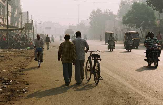 Motocicletas en Amritsar