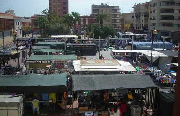 Mercadillo de puerto de sagunto en puerto de sagunto 7 opiniones y 1 fotos - Restaurantes en puerto de sagunto ...
