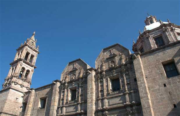 Sagrario Metropolitano de Morelia