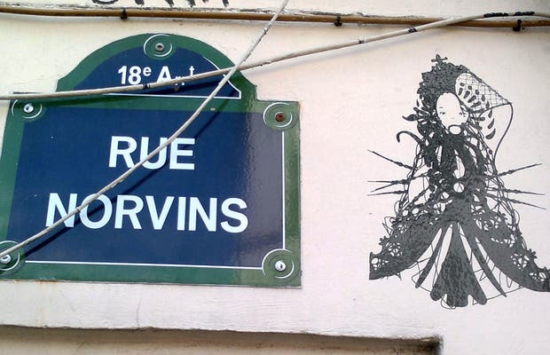 Norvins Street
