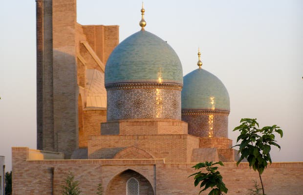 Khast Imom Mosque
