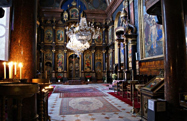 Greek Church of the Holy Trinity