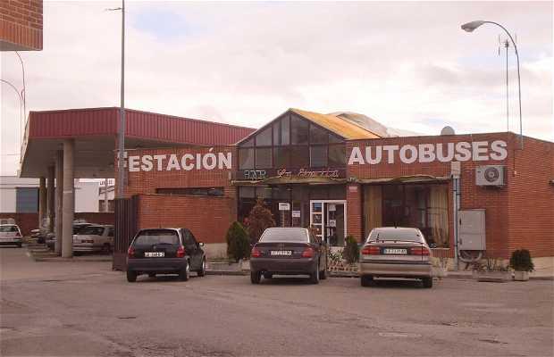 Stazione degli Autobus di Mansilla de las Mulas