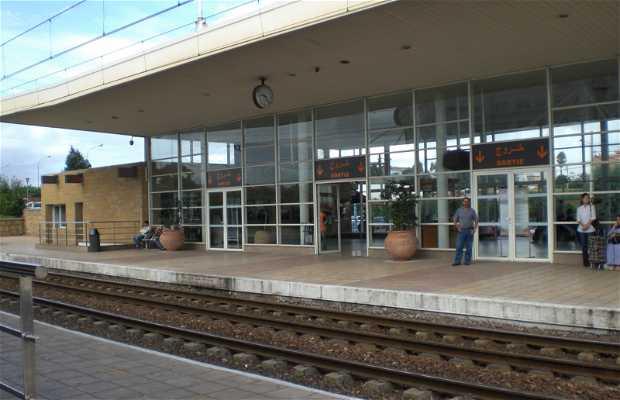 Stazione L'Oasis