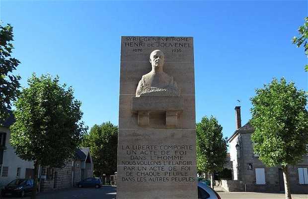 Place Henri de Jouvenel