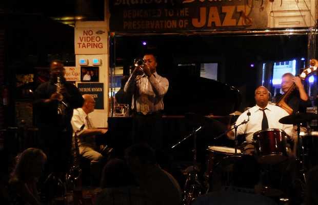 Maison Bourbon Jazz Club