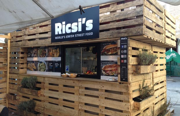 Ricsi's World Jewish Street Food