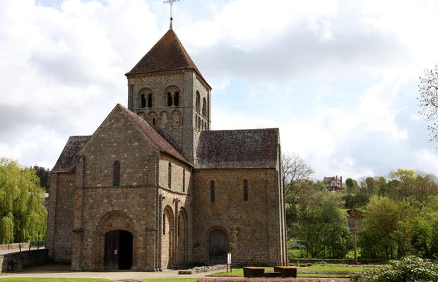 Iglesia Notre-Dame-sur-l'Eau
