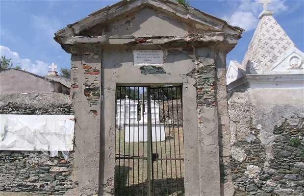 Cementerio de Marina de Pino