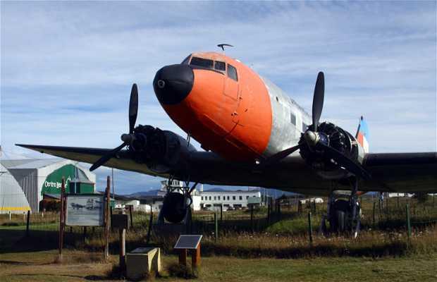 DC-3 Cabo de Hornos