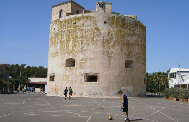 Torre Grande, Oristano