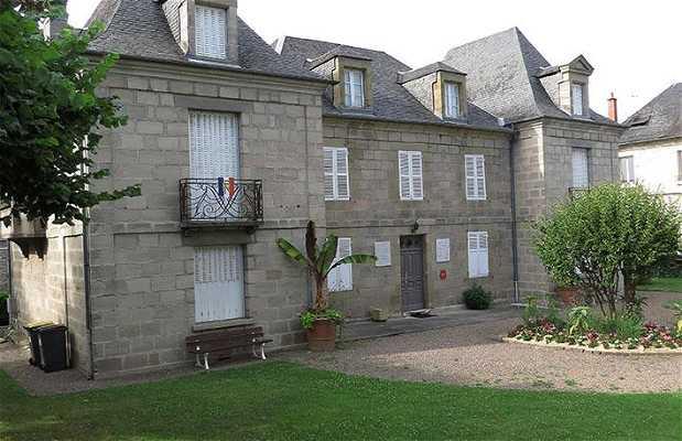 Musée Edmond Michelet de Brive la Gaillarde