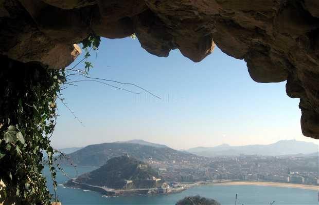 Parque de diversões Monte Igueldo