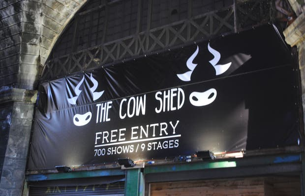 The Cowshed Bar & Grill