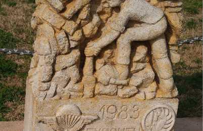 Memorial al atentado del Drakkar
