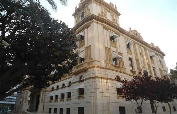 Palacio diputado Alicante