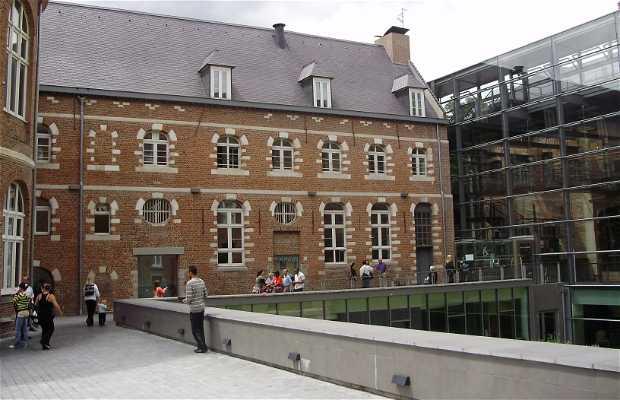 La nueva prefectura de Lille