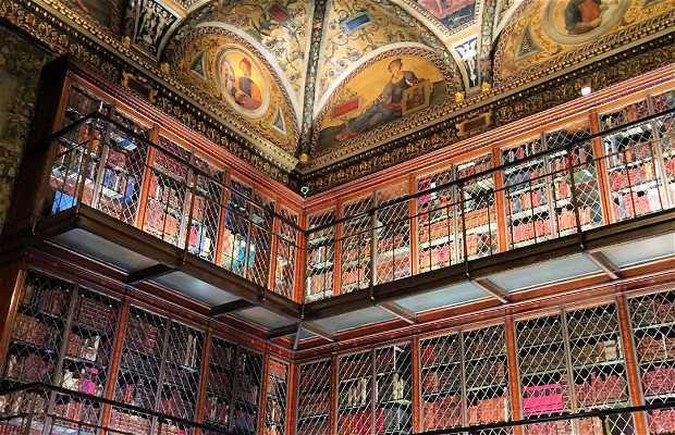 Librairie Pierpont Morgan et musée
