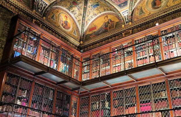 The Pierpont Morgan Library and Museum