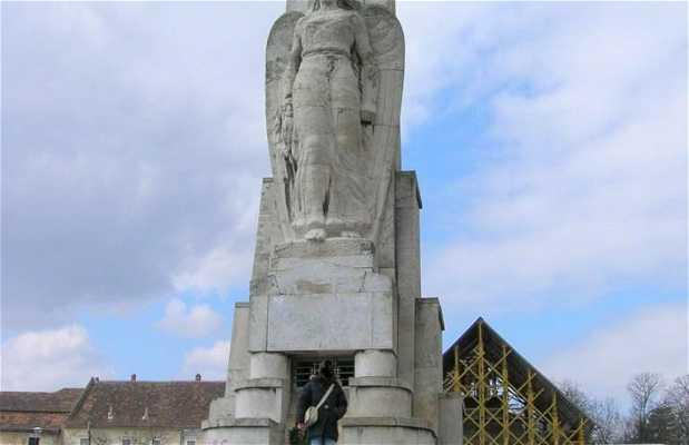 Obeliscul - Obelisk of Horea, Clo?ca and Cri?an