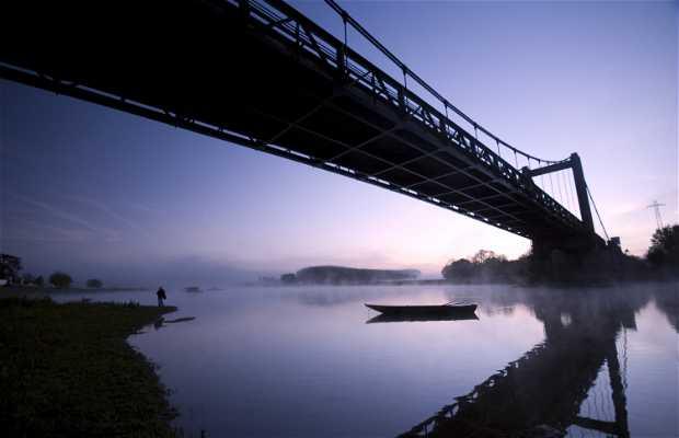 El Loire en Bouchemaine