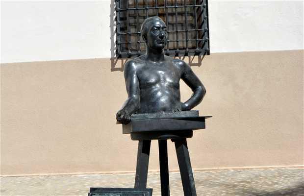 Monumentos a Luis Marco Pérez
