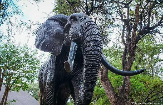Estatua del Elefante