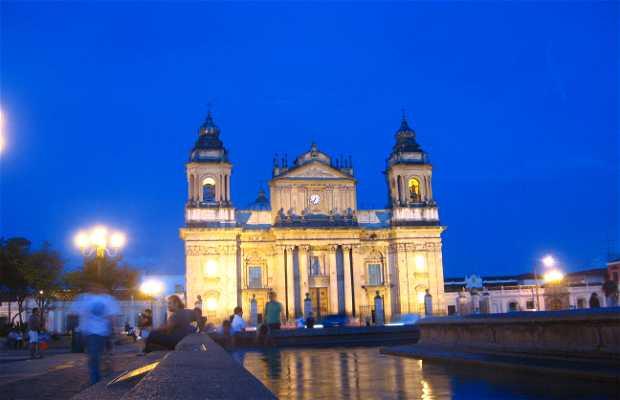 Piazza Mayor de la Constitución di Città del Guatemala