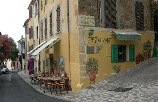 Restaurante La Fleur de Thym