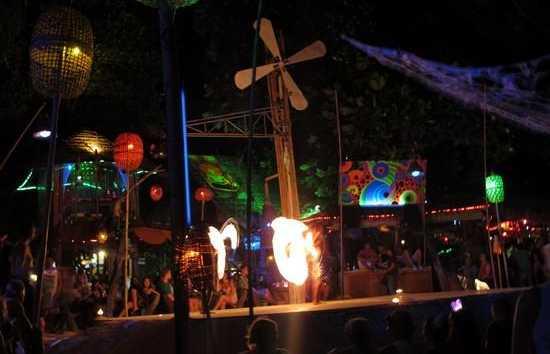 Noche Vieja en Koh Phi Phi